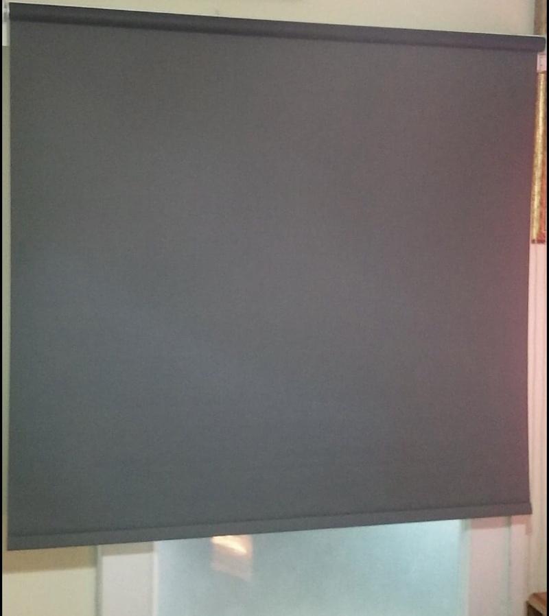 ΕΤΟΙΜΟ BLACKOUT ΡΟΛΕΡ 1011562 ΓΚΡΙ ΜΟΝΟΧΡΩΜΟ Φ1.39 Υ1.95