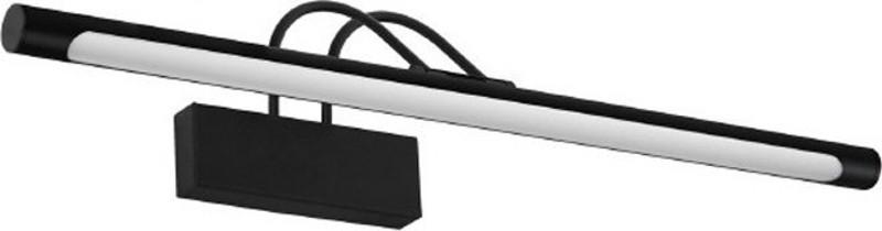 ACA Φωτιστικό Οροφής Ανοξείδωτο Ατσάλι 'Αria' Μαύρο LED 520Lm/3000Κ 40Χ12Χ19cm PN17LEDW40BK