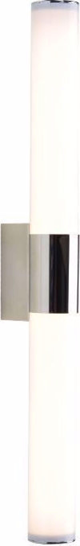 ACA Απλίκα Τοίχου Μεταλλικό 'Τinki' Λευκό LED 3200Κ 57Χ4,5Χ7cm TNK7518013W