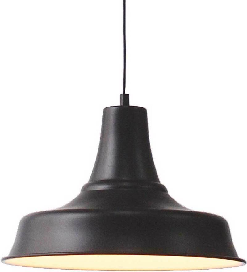 ACA Φωτιστικό Οροφής Μεταλλικό 'Stooges' Μαύρο Ε27 34Χ124,5cm KS1477P1BK