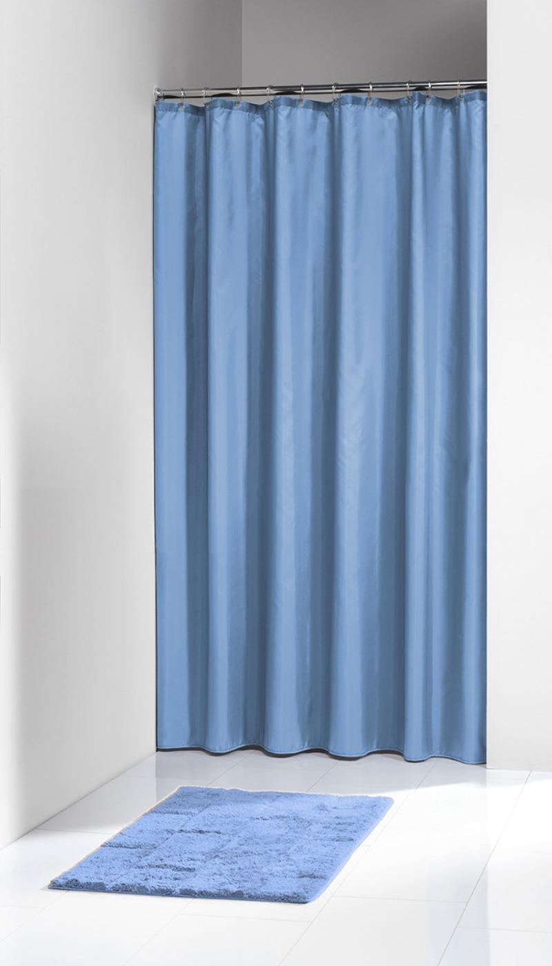 Πλαστική Κουρτίνα Μπάνιου Granada Blue 180X200 SealSkin