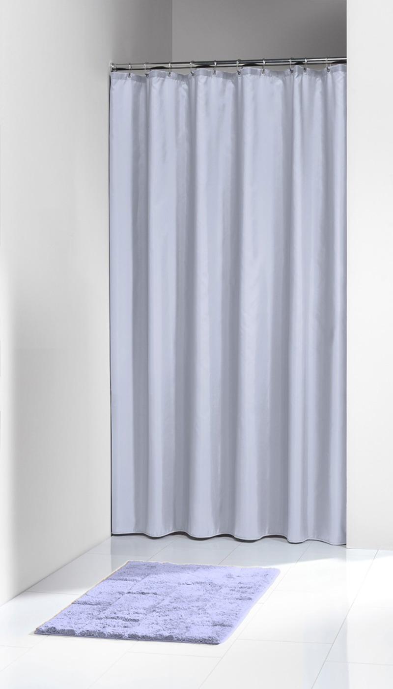 Πλαστική Κουρτίνα Μπάνιου Granada Pastel Blue 180Χ200 SealSkin