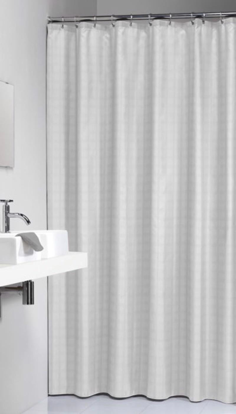 Υφασμάτινη Κουρτίνα Μπάνιου Hotel White 180X200 SealSkin