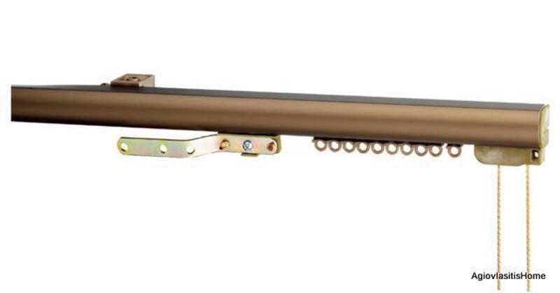 Σιδηρόδρομος oval μηχανισμός bronze