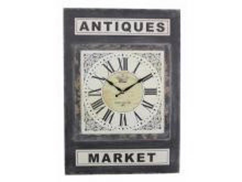 INART Ρολόι τοίχου 42x5x60 ΝΝ-564 Etoile