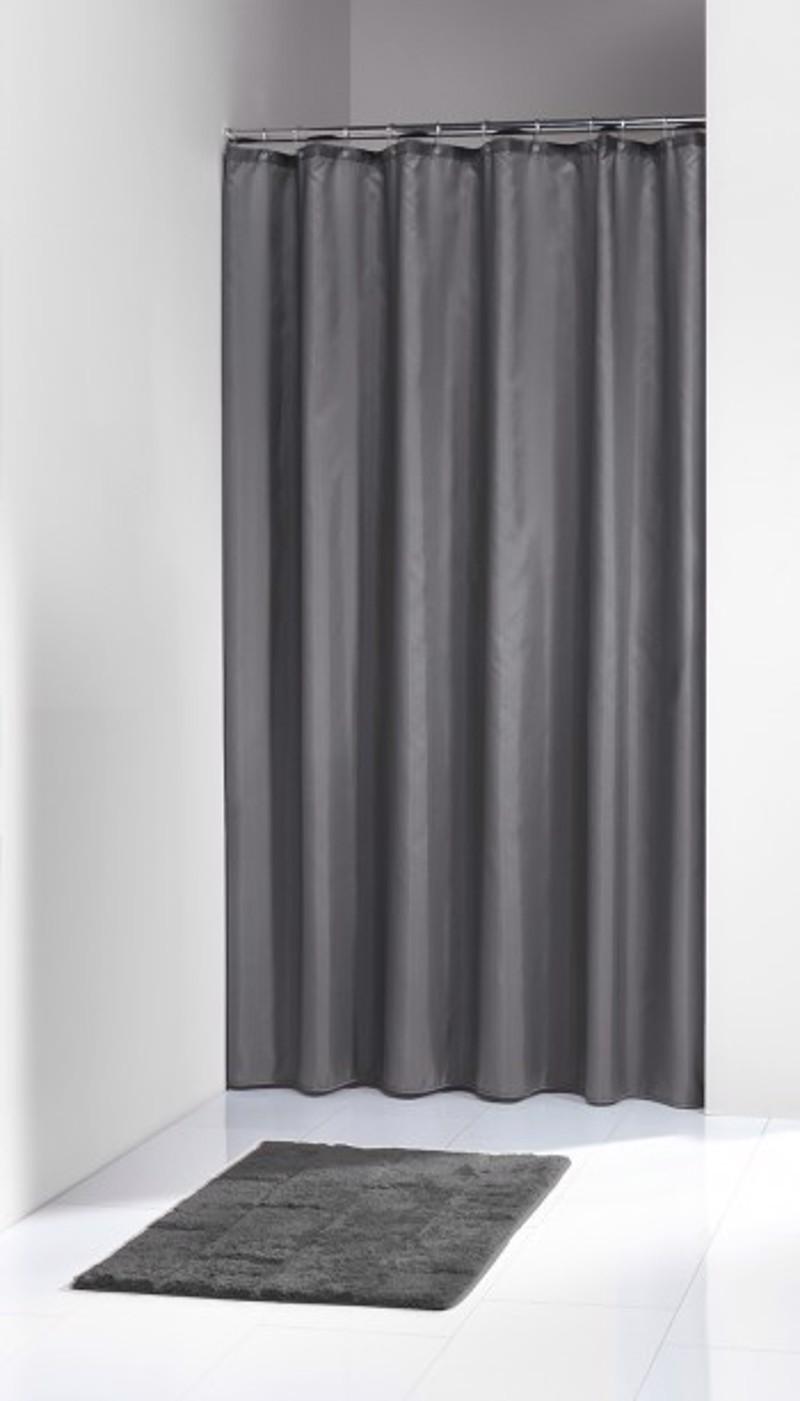 Υφασμάτινη Κουρτίνα Μπάνιου Madeira Grey 120X200 SealSkin