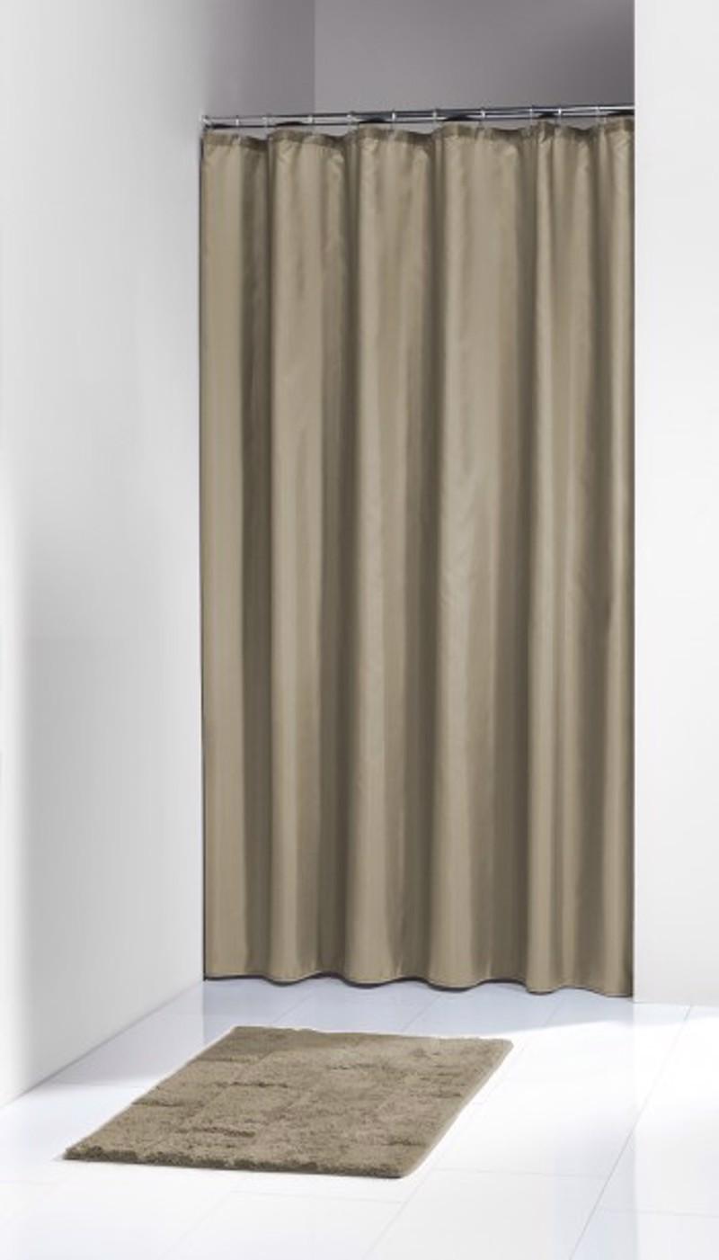 Υφασμάτινη Κουρτίνα Μπάνιου Madeira Sand 180X200 SealSkin