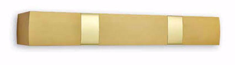 Μεταλλική Μετόπη MA71 χρυσό ματ
