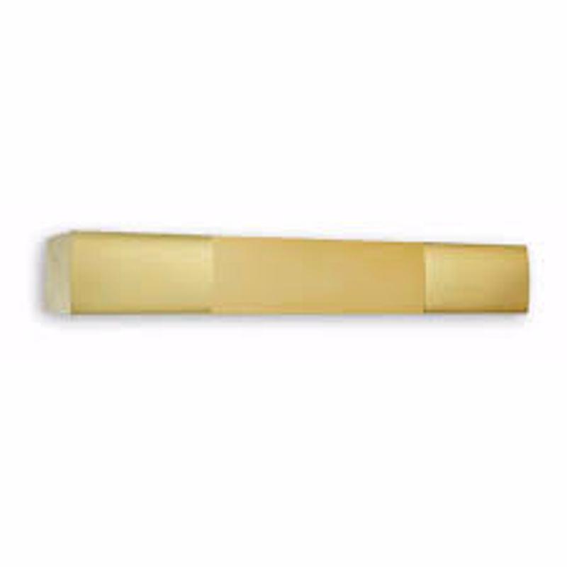 Μεταλλική Μετόπη MA72 χρυσό ματ