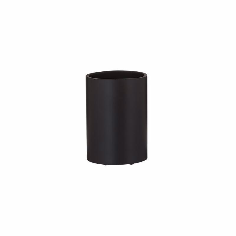 Ποτηροθήκη Metropolitan Μαύρη SealSkin