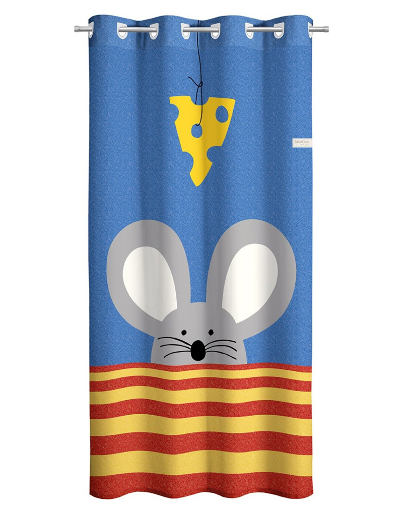 Saint Clair Κουρτίνα Mouse 160×240