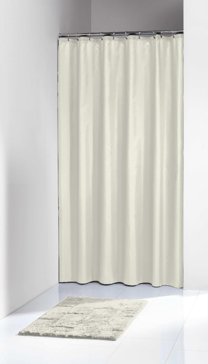 Πλαστική Κουρτίνα Μπάνιου Opaque Ecru 180X200 SealSkin