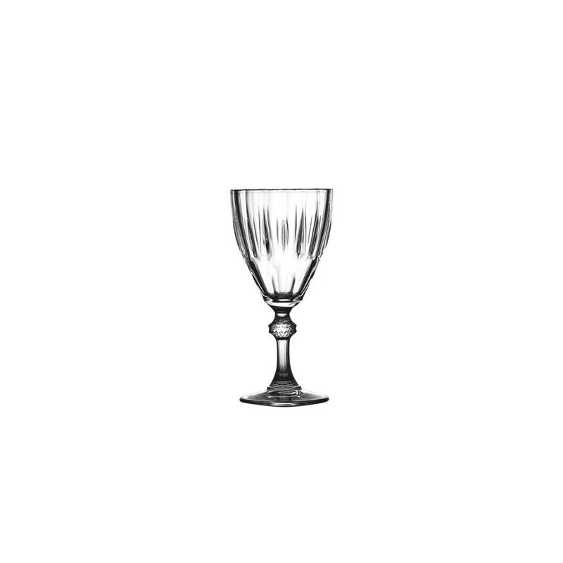 (CAM1022) DIAMOND GLASS WHITE WINE 190CC 16.2 EK P480 SP44757K6 ESPIEL