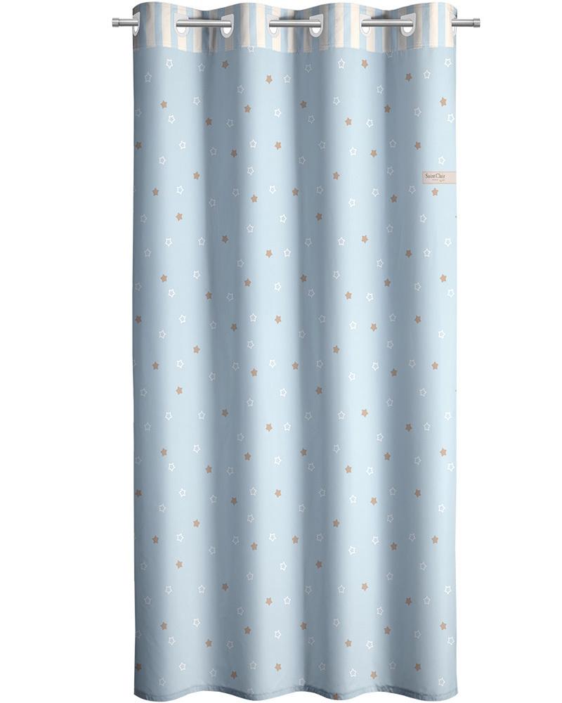 Saint Clair Κουρτίνα Starlight Blue 160×240